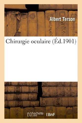 9782012939608: Chirurgie oculaire