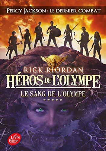 9782013193139: Heros de l'Olympe 5/Le sang de l'Olympe