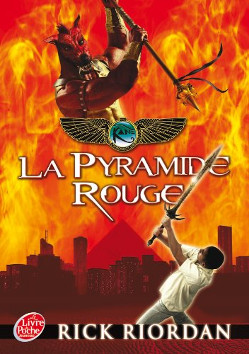 9782013201056: Kane chronicle - tome 1 la pyramide rouge