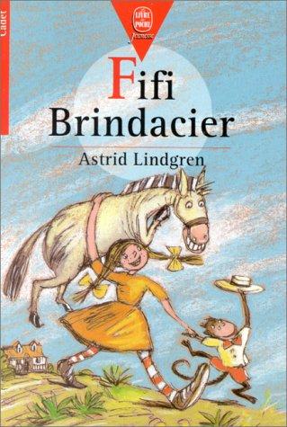 9782013210669: Fifi Brindacier