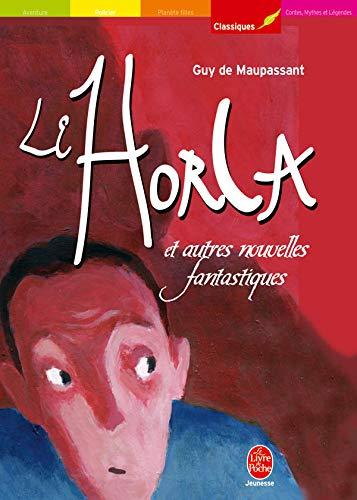 9782013211710: Le horla et autres nouvelles fantastiques (Le Livre de Poche Jeunesse)
