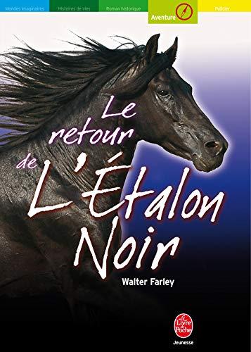 9782013212915: Le retour de l'Etalon Noir