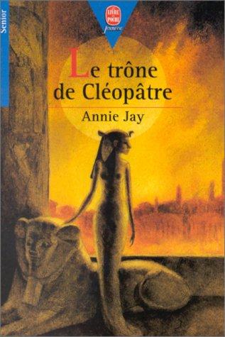 9782013213547: Le trône de Cléopâtre
