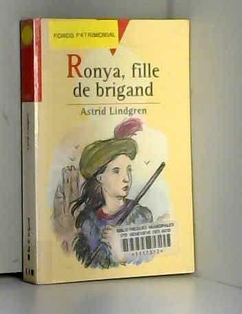 9782013214360: Ronya, fille de brigand