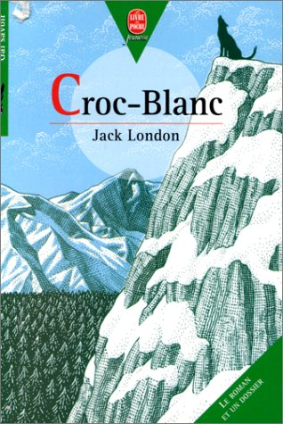9782013214445: Croc-Blanc