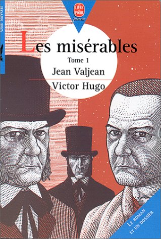 9782013214476: Les Misérables, tome 1 : Jean Valjean