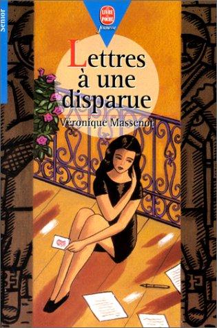 9782013215497: Lettres à une disparue (Le Livre de Poche Jeunesse)