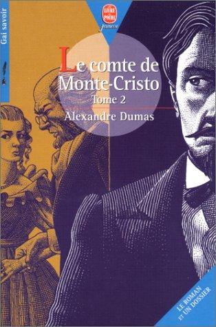 Couverture de Le comte de monte-cristo t.2