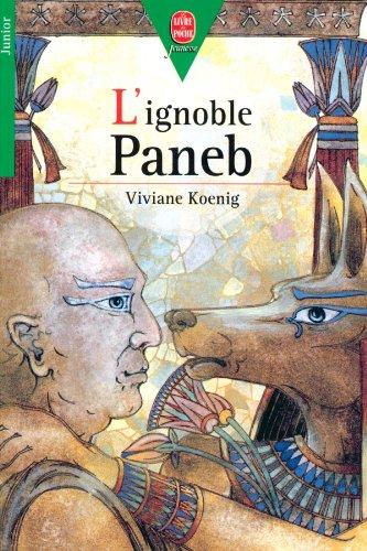 9782013216562: L'ignoble Paneb