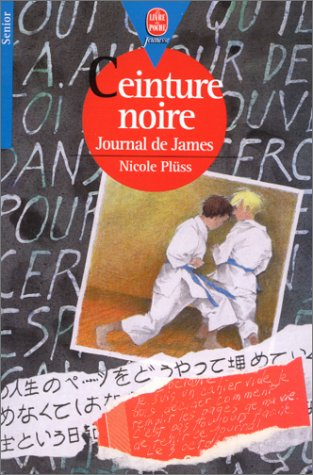 9782013216623: Ceinture noire : journal de James