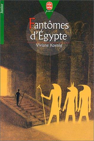 9782013217934: Fantomes d'Egypte