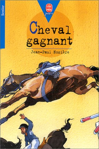 9782013218306: Cheval gagnant (Le Livre de Poche Jeunesse)