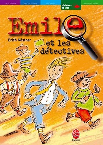 Emile et les Détectives: Kästner, Erich