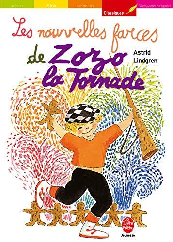 9782013218733: Zozo la Tornade