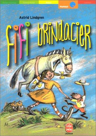 9782013218740: Fifi Brindacier