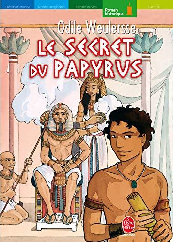 9782013219068: Le Secret du Papyrus
