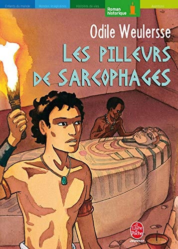 9782013219150: Les Pilleurs de sarcophages