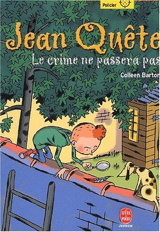 9782013219198: Jean Qu�te, detective priv�, num�ro 2