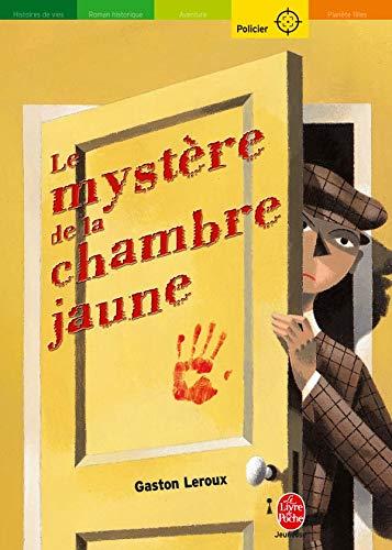 Le Myst?re de la chambre jaune (French: Leroux, Gaston