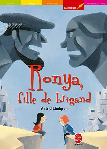 Ronya, fille de brigand Lindgren, Astrid: Astrid Lindgren