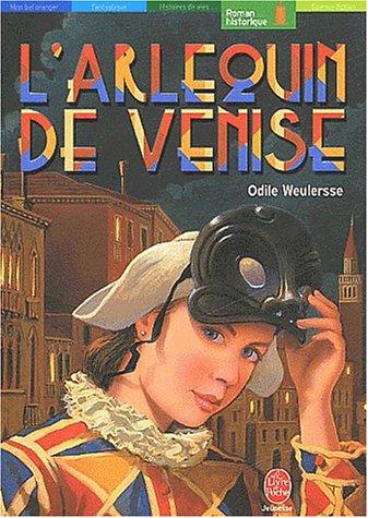 9782013221115: L'Arlequin de Venise