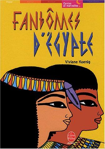 9782013221757: Fantômes d'Egypte