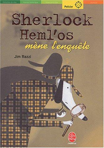 9782013221894: Sherlock Heml'os Mene L'Enquete (French Edition)