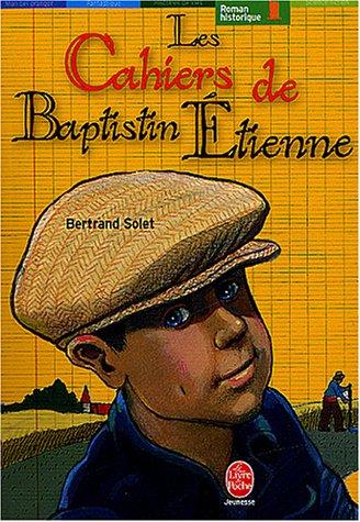 9782013222006: Les Cahiers de Baptistin Etienne