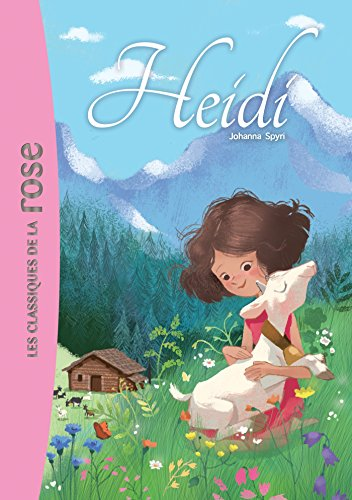 9782013222532: Heidi: 1 (Les Classiques de la Rose)