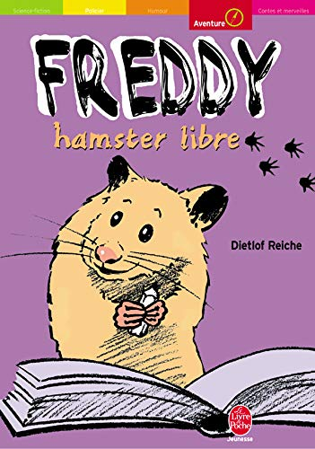 9782013222785: Freddy, hamster libre