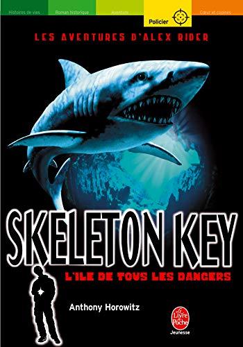 9782013222938: Alex Rider, tome 3 : Skeleton Key
