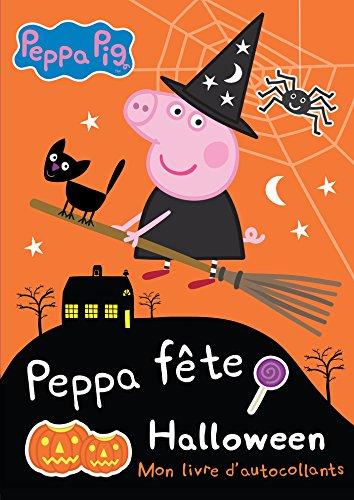 9782013223126 Peppa Fete Halloween Mon Livre D