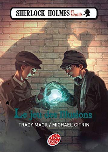 9782013223928: Sherlock Holmes et associés, Tome 2 : Le jeu des illusions