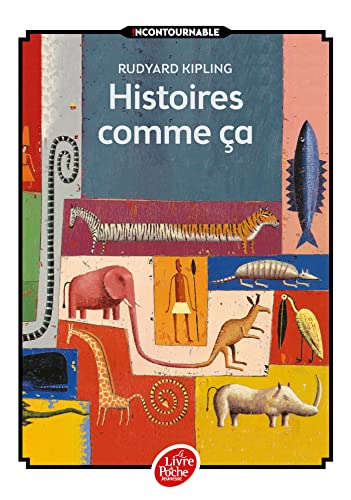 9782013223997: Histoires Comme Ca (French Edition)