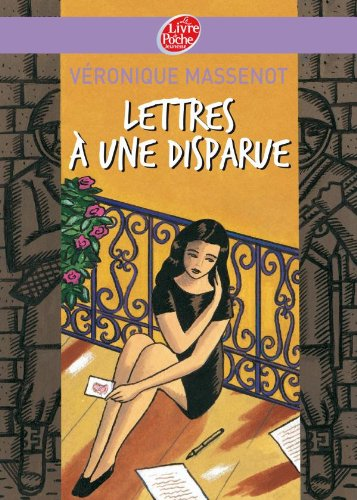 9782013224178: Lettres a Une Disparue (French Edition)