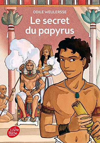 9782013224321: Le secret du papyrus (French Edition)