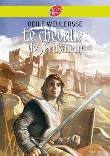 9782013224536: Le chevalier de Jerusalem