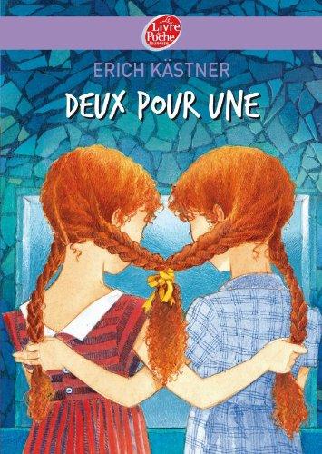 Deux Pour Une (French Edition): Kastner, Erich