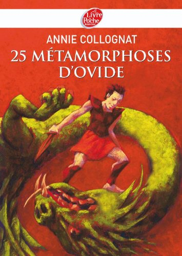 25 Métamorphoses d'Ovide: Ovide Et Annie