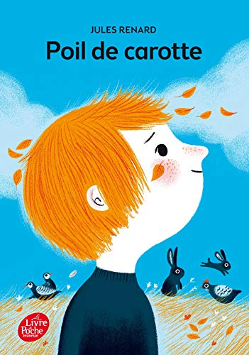 9782013224970: Poil de carotte (French Edition)