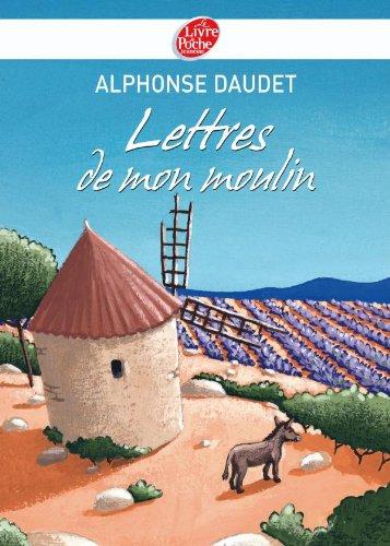 9782013225137: Lettres de mon moulin (Le Livre de Poche Jeunesse)