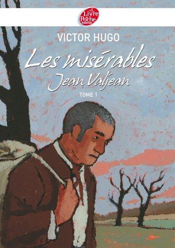 9782013225557: Les miserables, Tome 1 : Jean Valjean