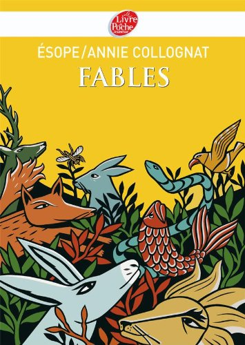 9782013225861: Fables (French Edition)