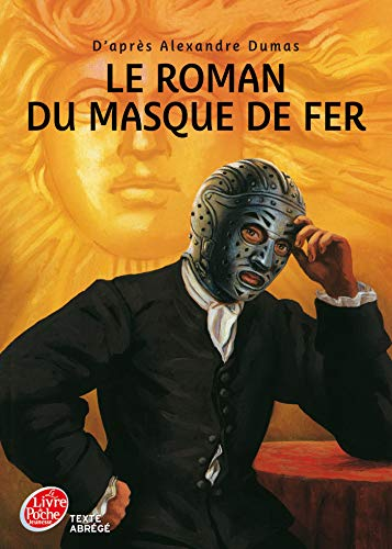 9782013226042: Le roman du masque de fer - Texte abrégé