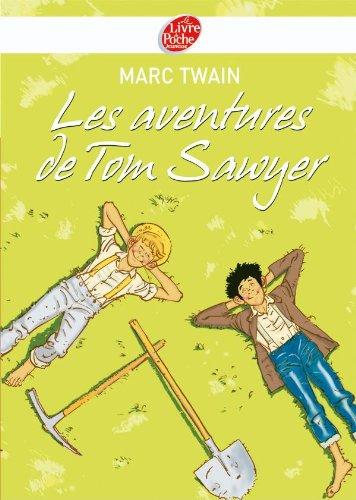 9782013226554: Les aventures de Tom Sawyer (Le Livre de Poche Jeunesse)