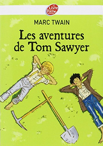 9782013226554: Les aventures de Tom Sawyer (French Edition)
