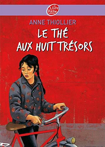 9782013226639: Le th� aux huit tr�sors