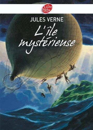 L'île mystàrieuse (French Edition): Jules Verne