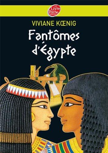 9782013226714: Fantômes d'Egypte