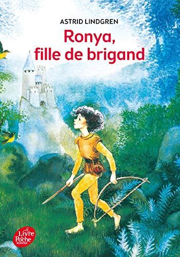 9782013226783: Ronya, fille de brigand (Le Livre de Poche Jeunesse)